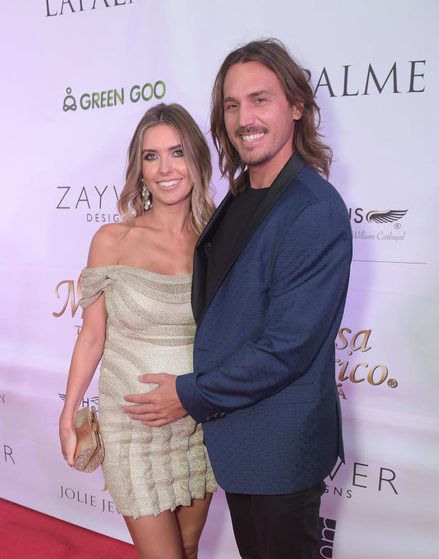 Audrina Patridge And Corey Bohan Married The Hollywood