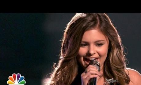 "Jacquie Lee: ""Love Is Blindness"" - The Voice"