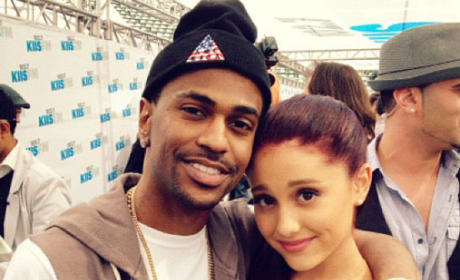 Ariana and Big Sean