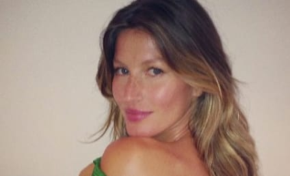 Gisele Bundchen: Nude for Lui!