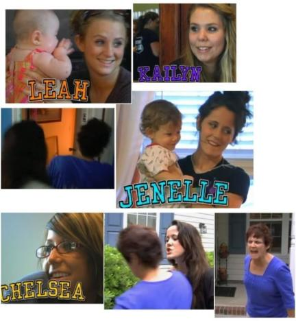 Cast of Teen Mom 2