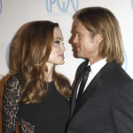 Brad Pitt and Angelina Jolie Love