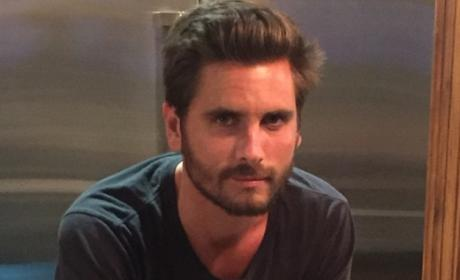 Scott Disick on Instagram: Never Give Up!!