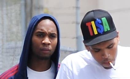 Chris Brown Suffers Seizure, Status Unknown