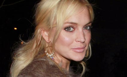 Lindsay Lohan: Say I'm Drinking and I WILL END YOU!