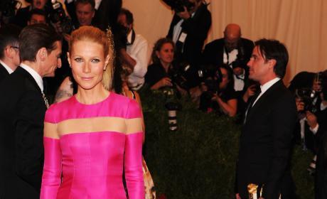Gwyneth Paltrow: 2013 Costume Institute Gala