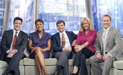 Who Will Sub for Robin Roberts on Good Morning America?