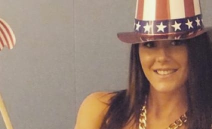 "Jenelle Evans: Sex Tape Offer ""Flattering"" ... But Against My Morals!"