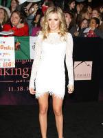 Ashley Tisdale at Breaking Dawn Premiere