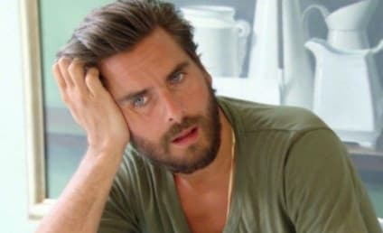 "Scott Disick: Subject to Random Drug Testing in Order to Keep His ""Keeping Up"" Job!"