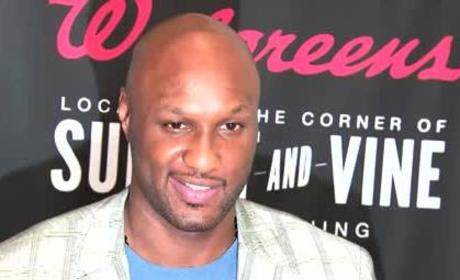 Lamar Odom Goes Off on Father