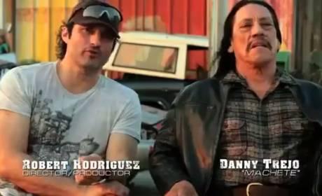 Machete Kills Trailer - Spanish