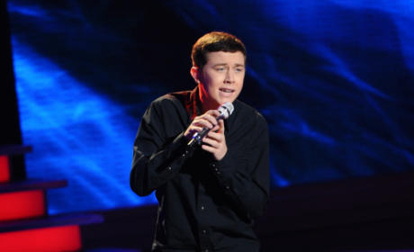 Scotty McCreery Goes Motown