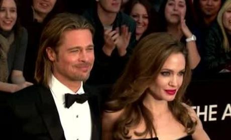 Angelina Jolie, Brad Pitt Wedding Photos Sold For How Much?