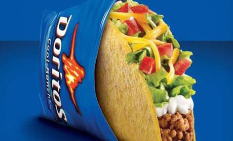 Taco Bell Doritos Locos Cool Ranch Tacos: Coming March 7!
