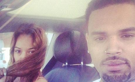 Chris Brown: Karrueche Tran is THE ONE!
