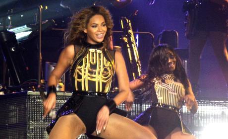Beyonce Concert Photo