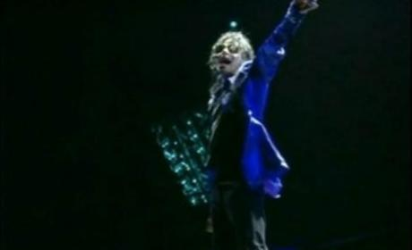 "Michael Jackson ""This Is It"" Sneak Preview"