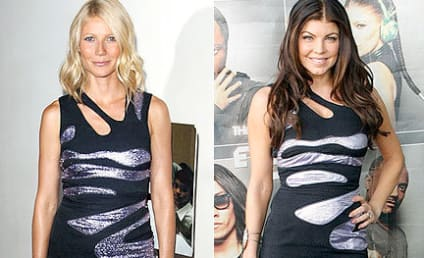 Fashion Face-Off: Gwyneth Paltrow vs. Fergie
