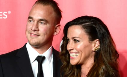 Alanis Morissette Welcomes Second Child!