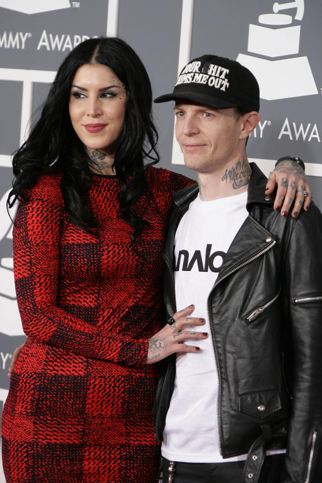 Kat Von D, Deadmau5 Photo