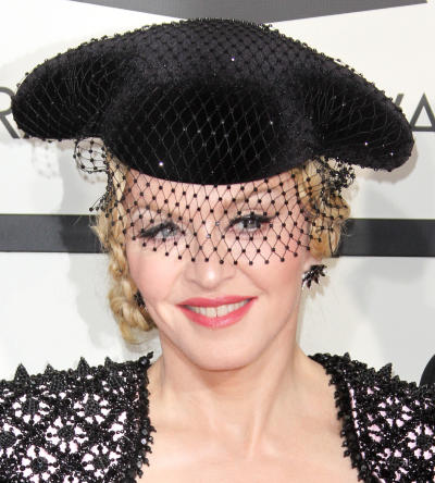 Madonna Grammys Outfit