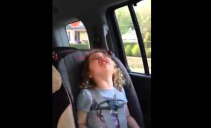 Little Girl Melts Down, Cries: I Don't Want Another Brother!!