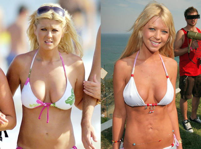 Celebrities who have admitted to plastic surgery tara reid