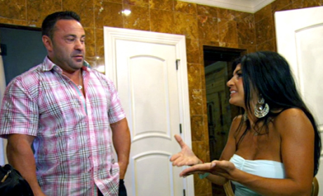 The Real Housewives of New Jersey Recap: Temporary Shrinkage