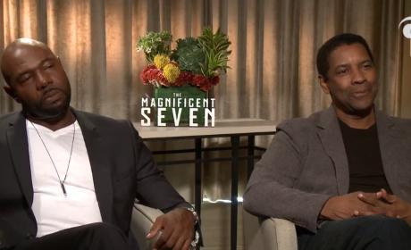 Denzel Washington Slams Meme Lovers, Needs to Lighten Up