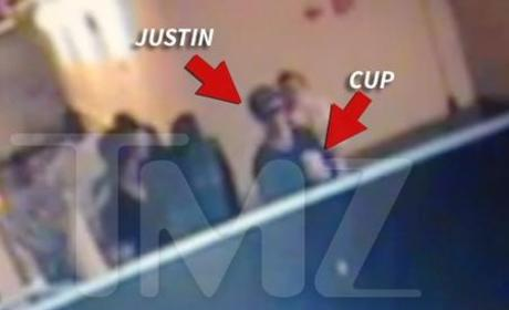 Justin Bieber: Busted Drinking Sizzurp?