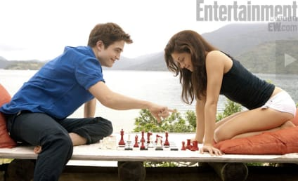 Robert Pattinson on Edward Cullen: Sort of a P-ssy!