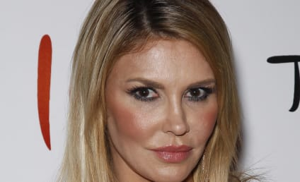 Brandi Glanville Posts Bikini Photo, Flaunts Chiseled Abs