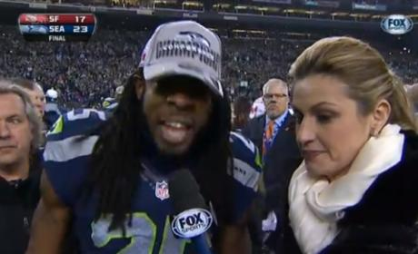 Richard Sherman Apologizes For NFC Title Game Rant, Coaches Defend Seahawks Star