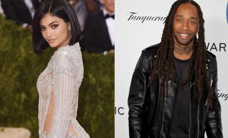 Kylie Jenner: KISSING Ty Dolla Sign After Tyga Breakup??