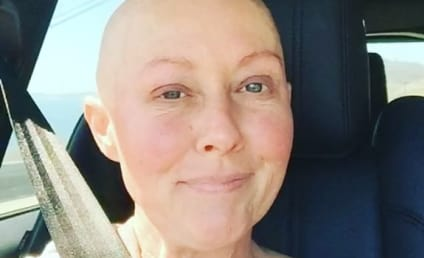 Shannen Doherty: Working Out After Chemotherapy!