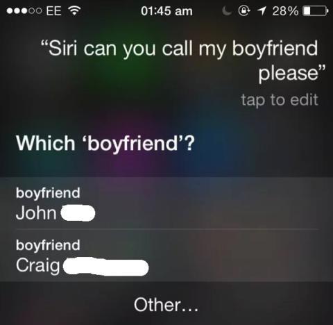 Siri BF
