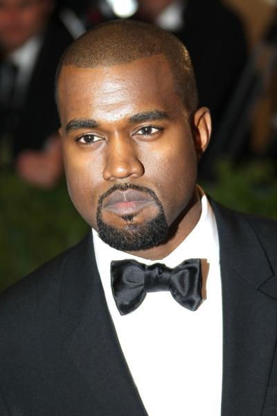 Dapper Kanye West
