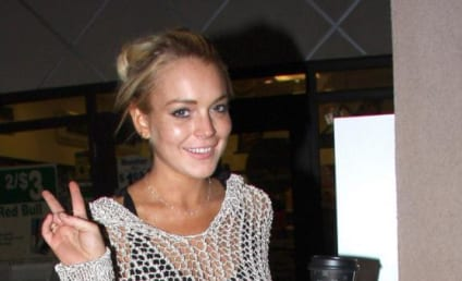 Celebrity of the Year Finalist #3: Lindsay Lohan