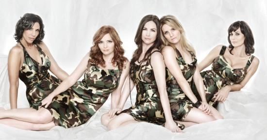 Army Wives Cast Pic