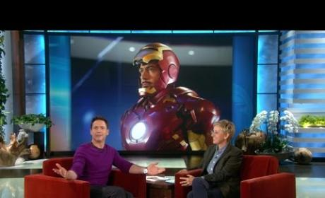 Robert Downey, Jr. Confirms Iron Man 4