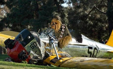 Harrison Ford Plane Crash Memes Hit Twitter: Never Fly Solo!