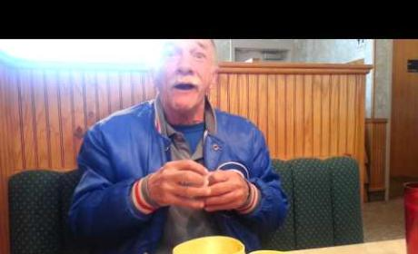 Man Learns He's Going To Be a Grandfather, Melts Internet