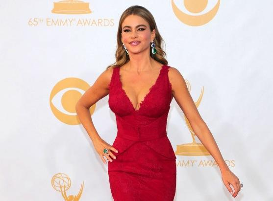 Sofia Vergara  at the Emmys