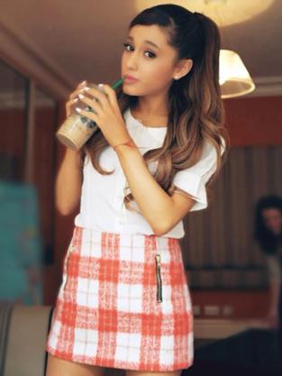 Ariana Grande is Cute