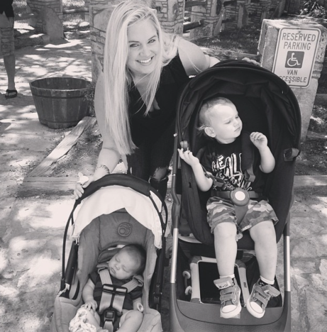 Tiffany Thornton, Kids