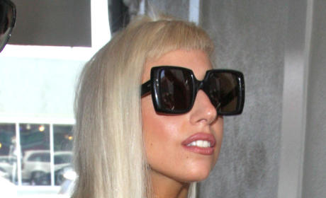 Lady Gaga, Sunglasses
