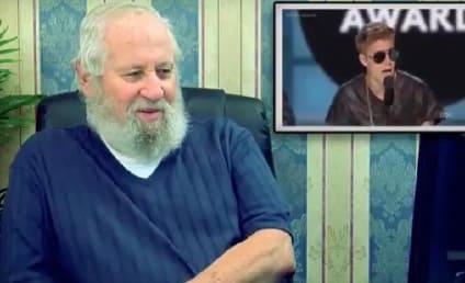 Senior Citizens Scoff at Justin Bieber Antics, Ego