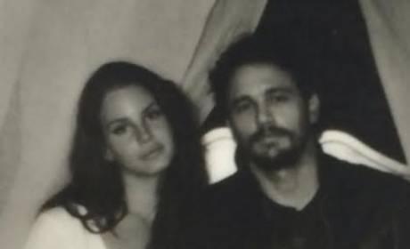 James Franco: I'm Married to Lana Del Rey! Just Kidding!