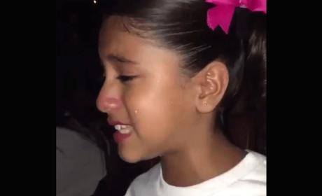 World's Cutest Selena Gomez Fan Cries Tears of Concert Joy